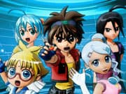 Bakugan Games